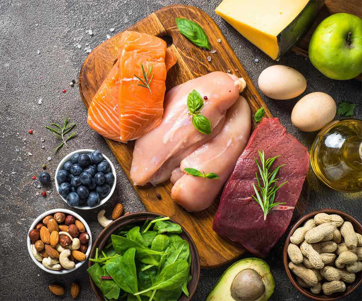 How to maintain a healthy and balanced diet