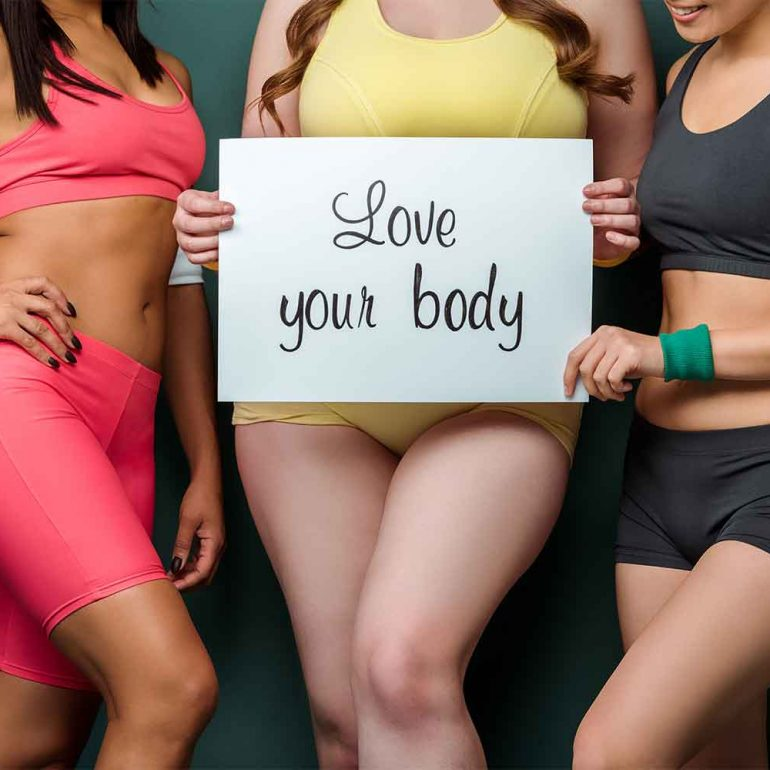How You Can Love Your Body AND Change It Simultaneously
