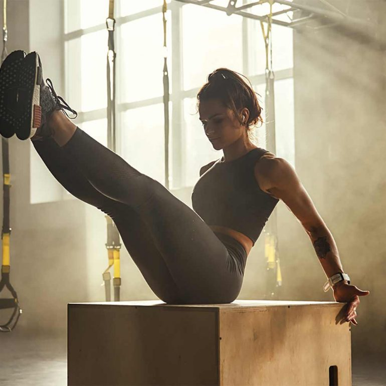 Changing Your Exercise Routine