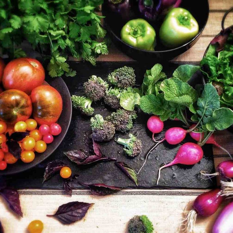 Going Vegan - The Way to Health and Longevity