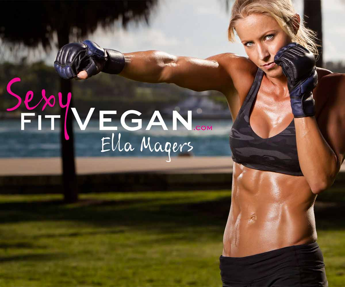 """Why I Chose """"Sexy Fit Vegan"""""""