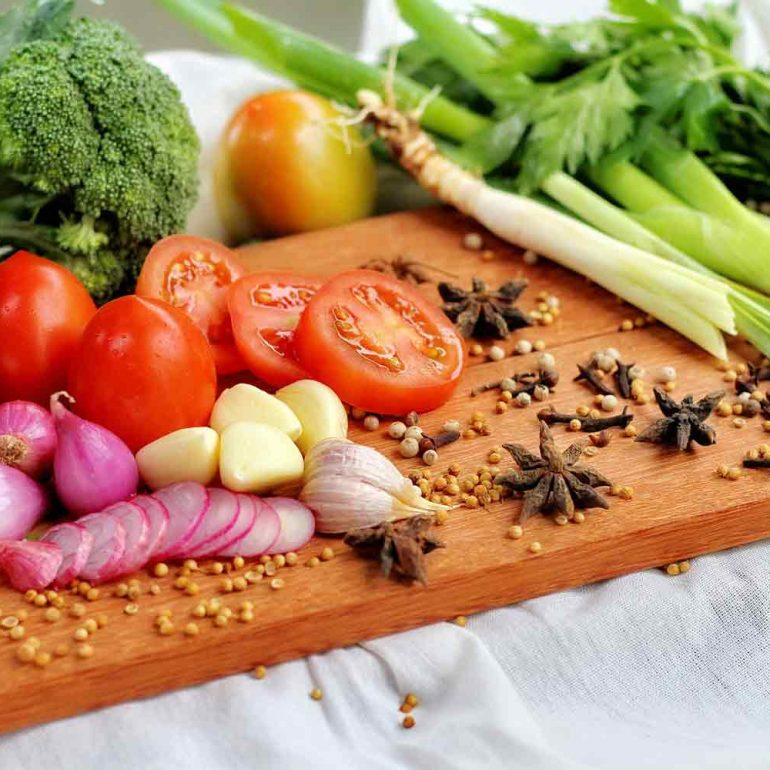 Becoming Vegan- Eight Easy Steps