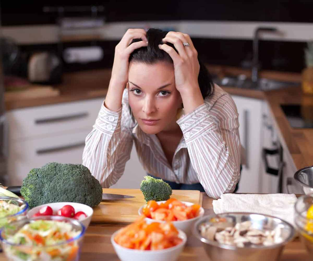 food anxiety - Eating Sensibly with Joy and Not Fear