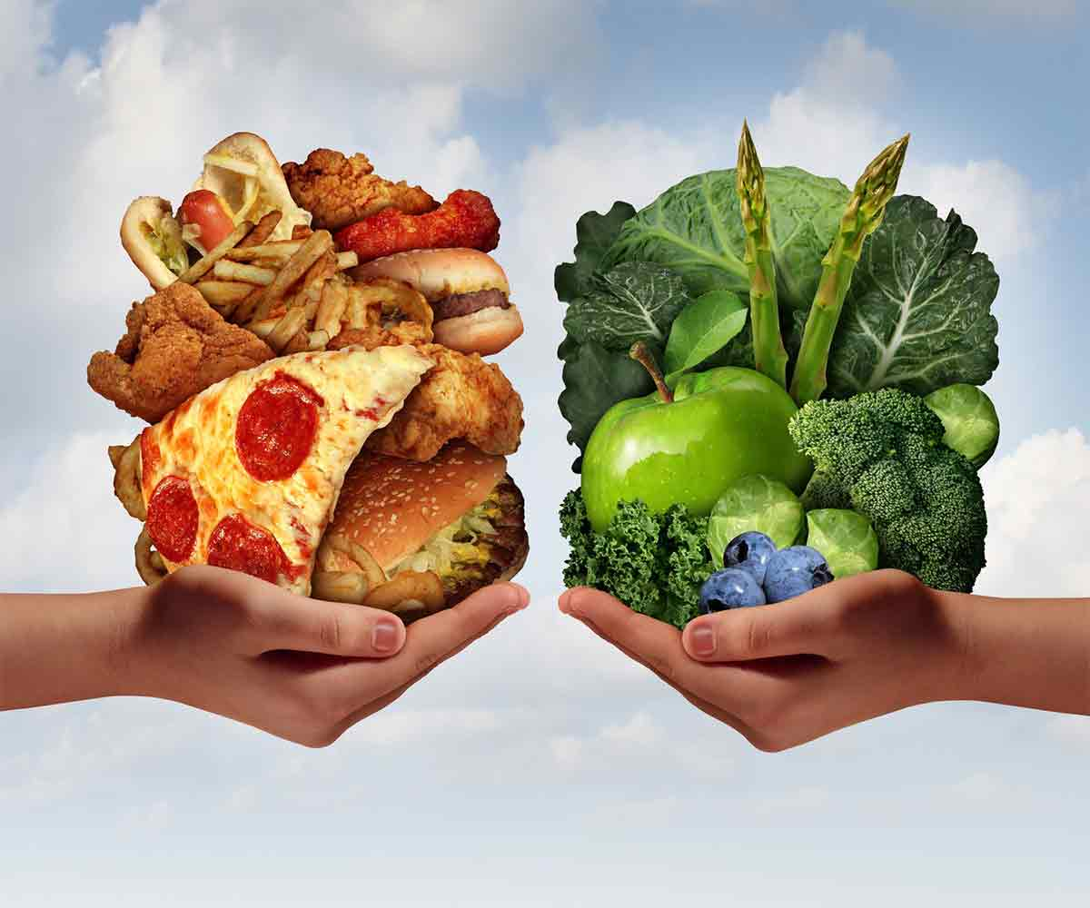 Food That Harms, Food That Heals
