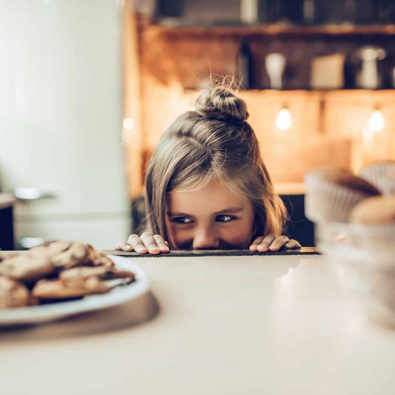 Dopamine and Food Anxiety