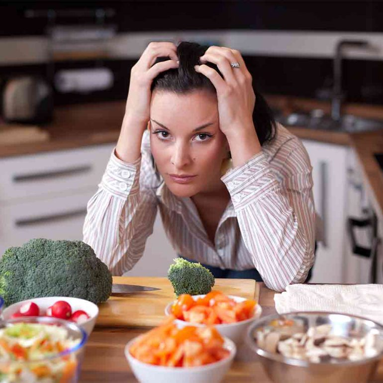 Food Trade-Offs and Anxiety