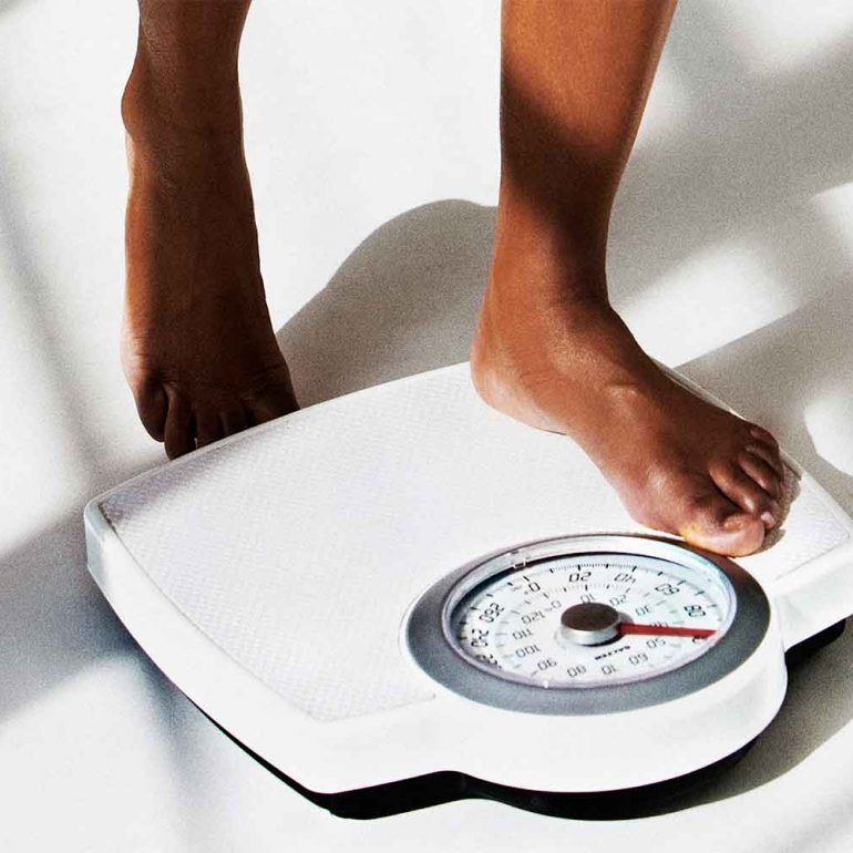 Four Pounds off a Week… by Not Trying