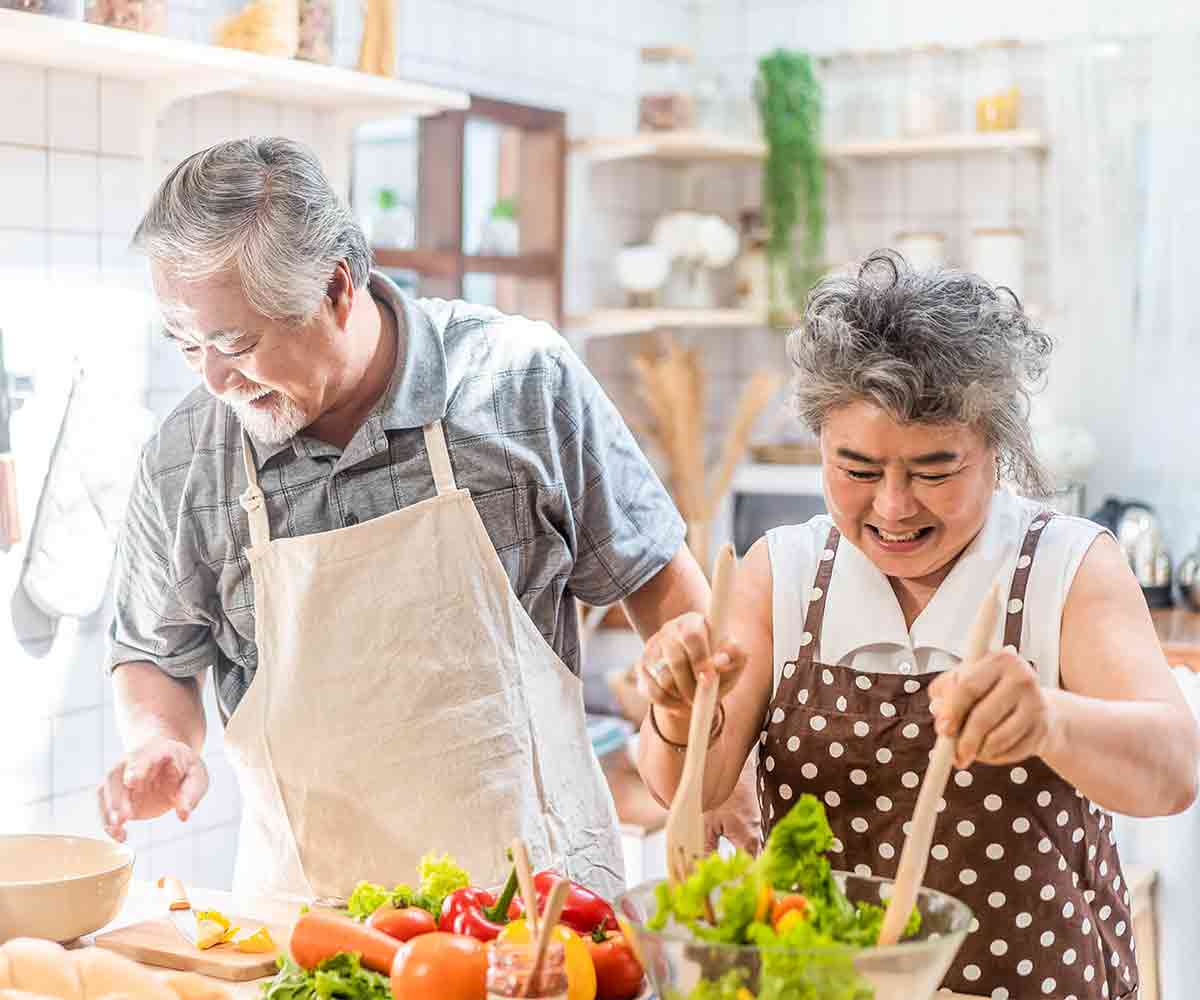Better Nutrition Choices For Those Over 55