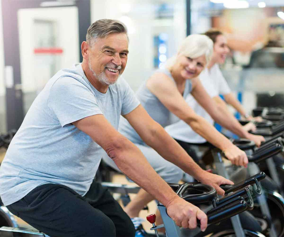 For Superior Heart Health, Slow Aging, and Cognitive Function: Exercise